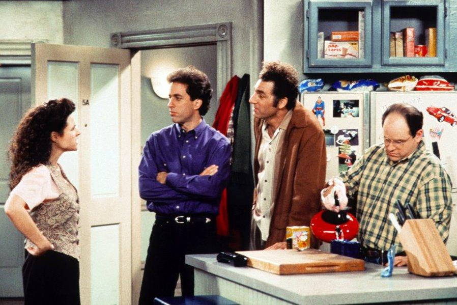Netflix Set to Stream 'Seinfeld' Reruns Beginning Oct. 1