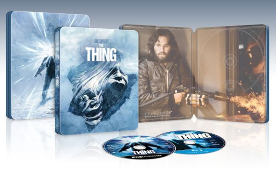 Merchandising: Best Buy Presents 'The Thing' Steelbook