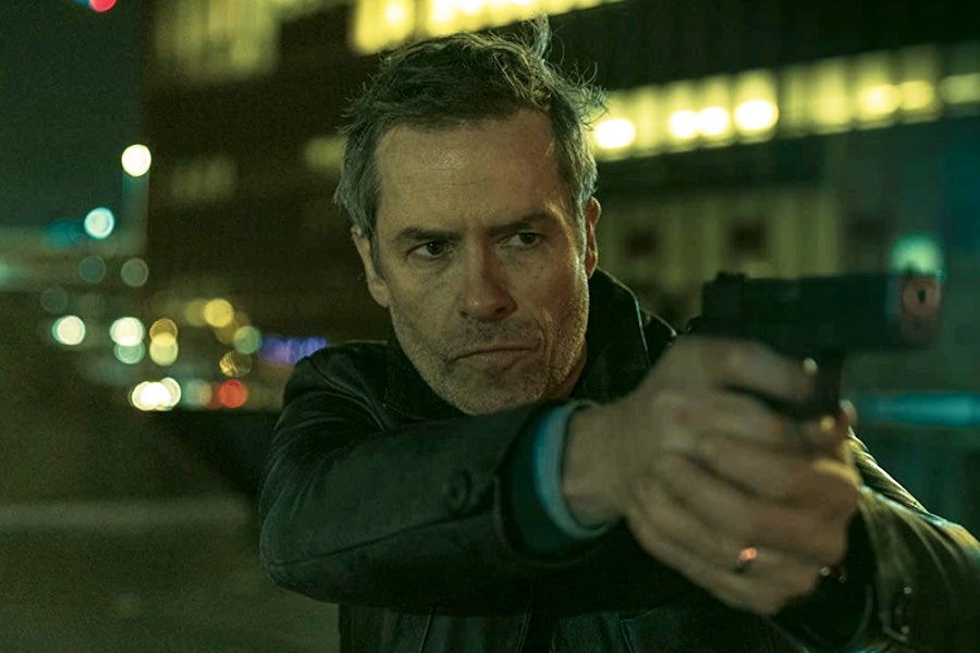 Sci-Fi Thriller 'Zone 414' Due on Digital, DVD and On Demand Nov. 2