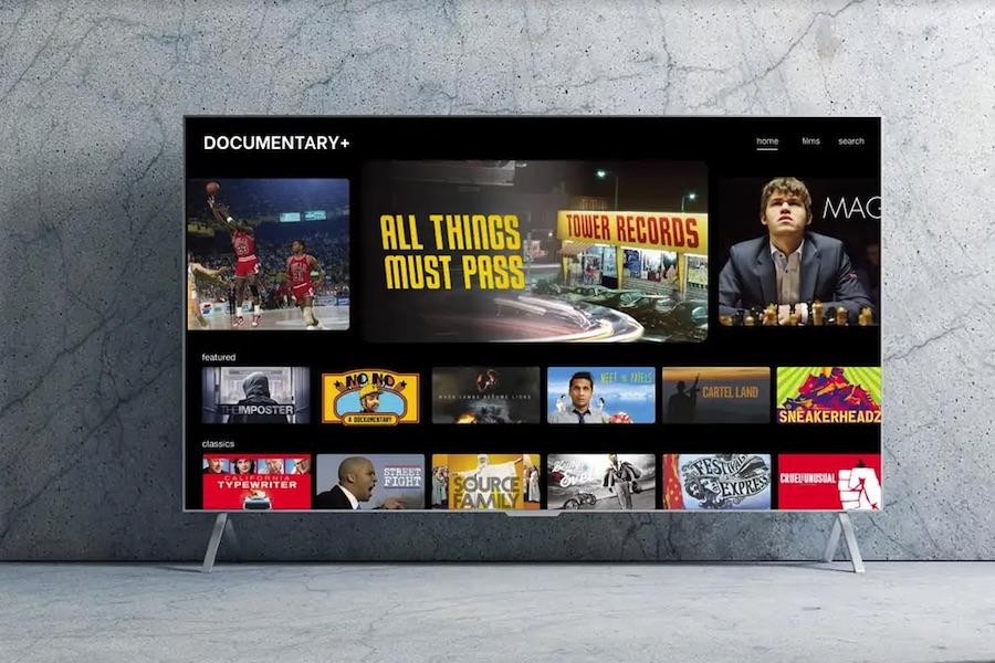 AVOD Service Documentary+ Available on Vizio SmartCast TVs