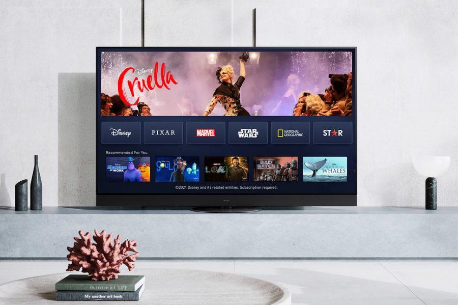 Panasonic Adds Disney+ App to Smart TVs