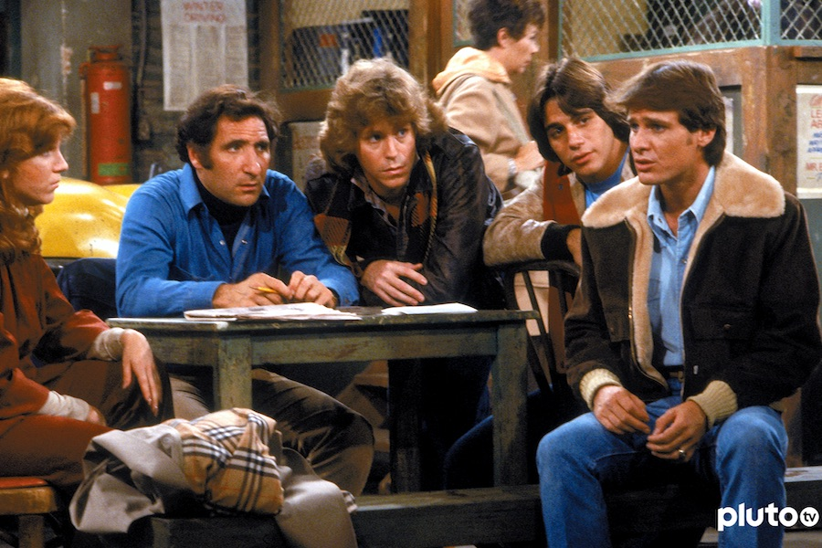 Pluto TV Adds Slew of Classic TV Series