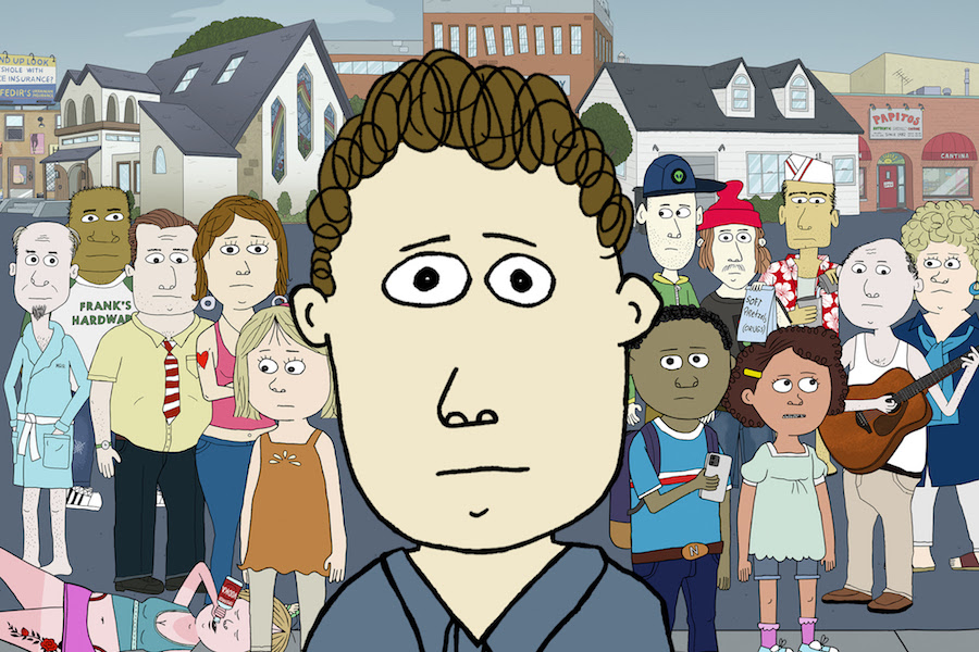 Adult Animated Comedy 'Ten Year Old Tom' Streaming Sept. 30 on HBO Max