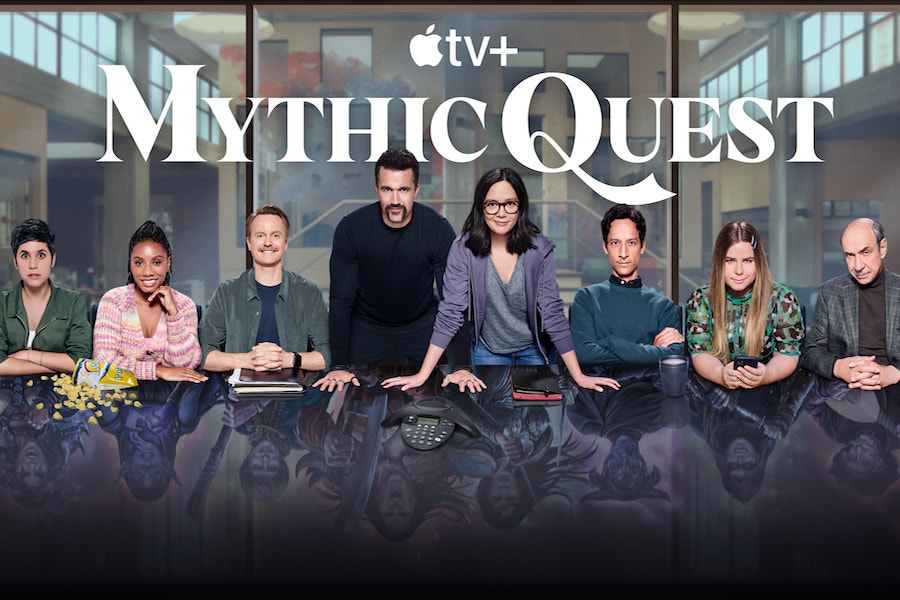 Apple TV+ Picks Up Two More Seasons of Sitcom 'Mythic Quest'
