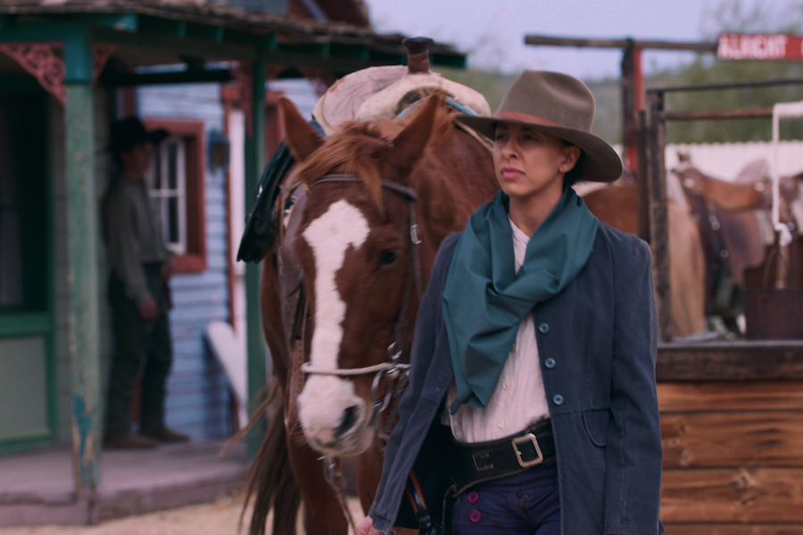 Western 'Badland Doves' Shoots to DVD Oct. 19