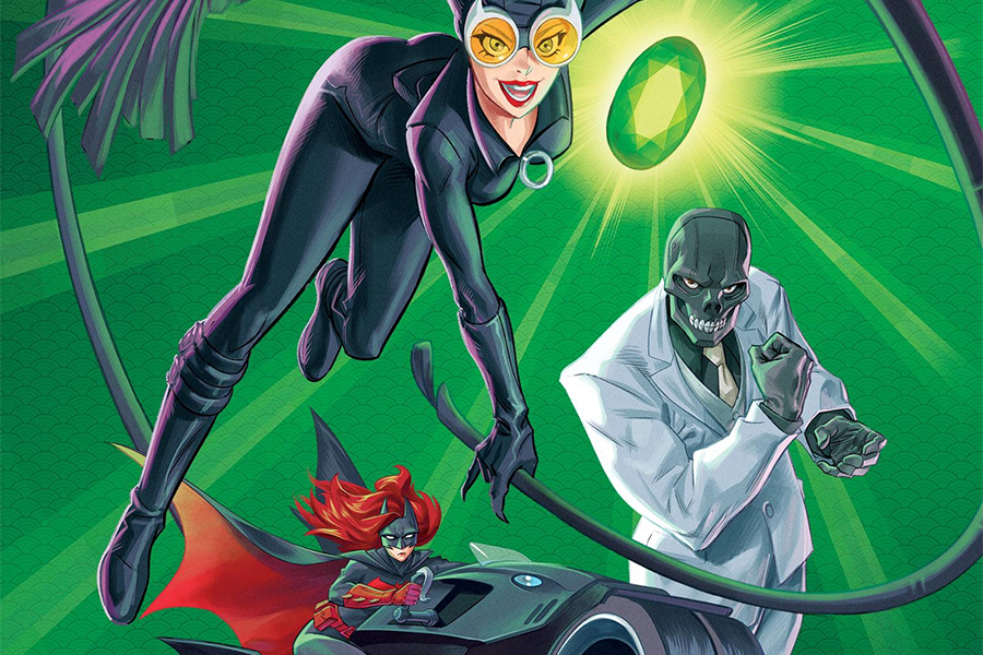 'Catwoman: Hunted' Animated Movie Bowing Feb. 8
