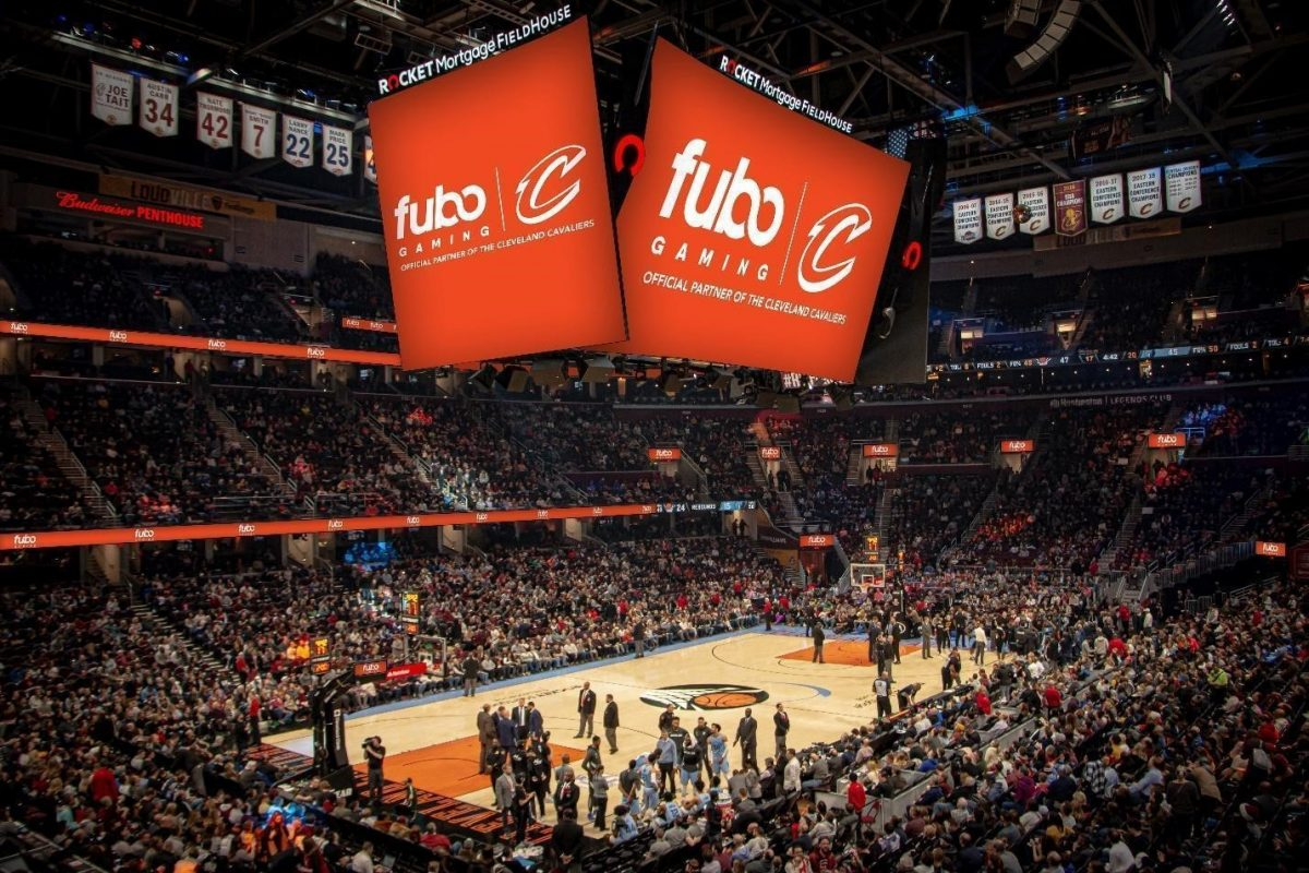 FuboTV Expands Sports Gambling Footprint With Cleveland Cavaliers
