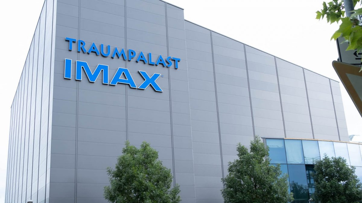 Imax Debuts Biggest Widescreen in the World
