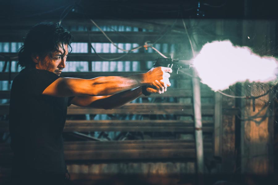 Hong Kong Action Thriller 'Raging Fire' Hitting Hi-Yah! Streaming Service Oct. 22, Disc and Digital Nov. 23 From Well Go
