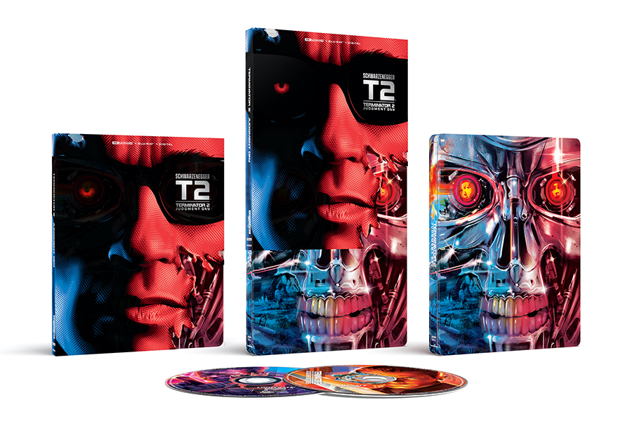 30th Anniversary 'Terminator 2' Steelbook Available Exclusively at Best Buy Nov. 23