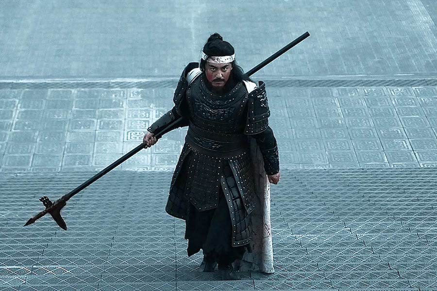 Chinese Action Film 'The Emperor's Sword' Due on Digital, Blu-ray and DVD Nov. 9 From Well Go