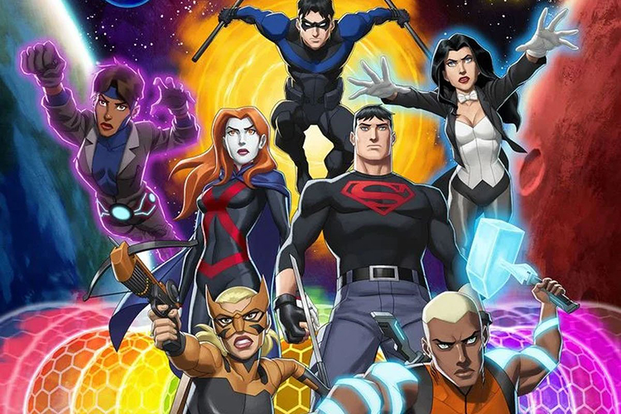 HBO Max Releases First Two Episodes of 'Young Justice: Phantoms' During DC Fandome