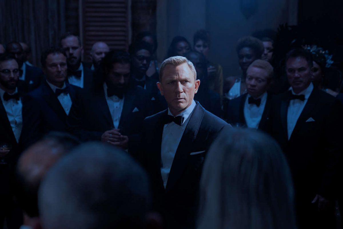 No Time to Worry: James Bond Is Returning to the Box Office