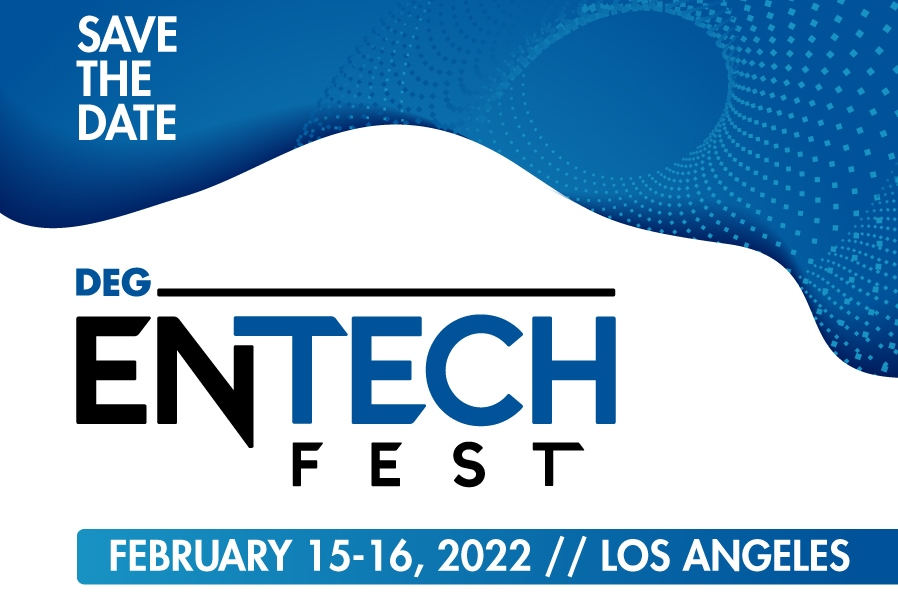 DEG Slates Entertainment Technology Event for February 2022