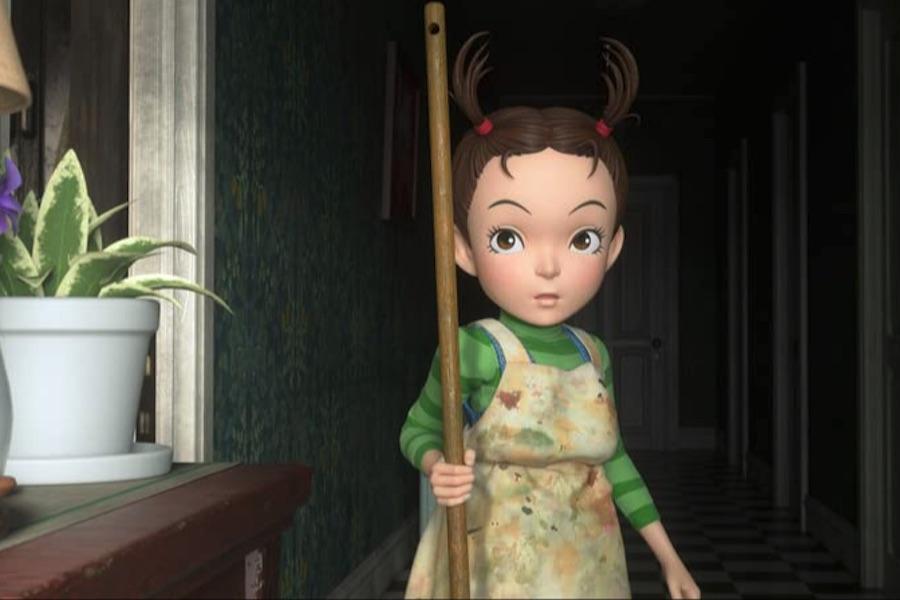 Studio Ghibli Film 'Earwig and the Witch' Hitting Netflix Nov. 18