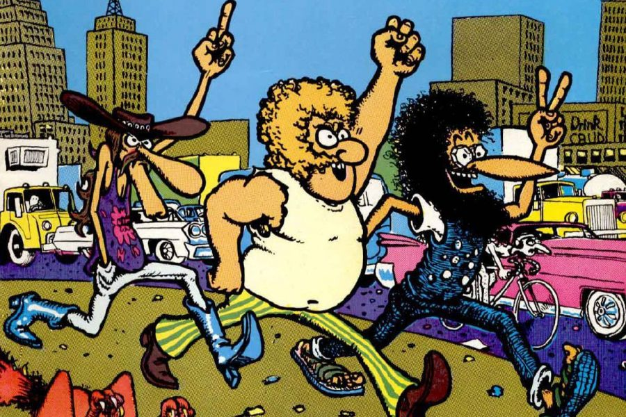 Tubi to Stream Original Adult Animation Series 'The Freak Brothers'; Lionsgate to Distribute Globally