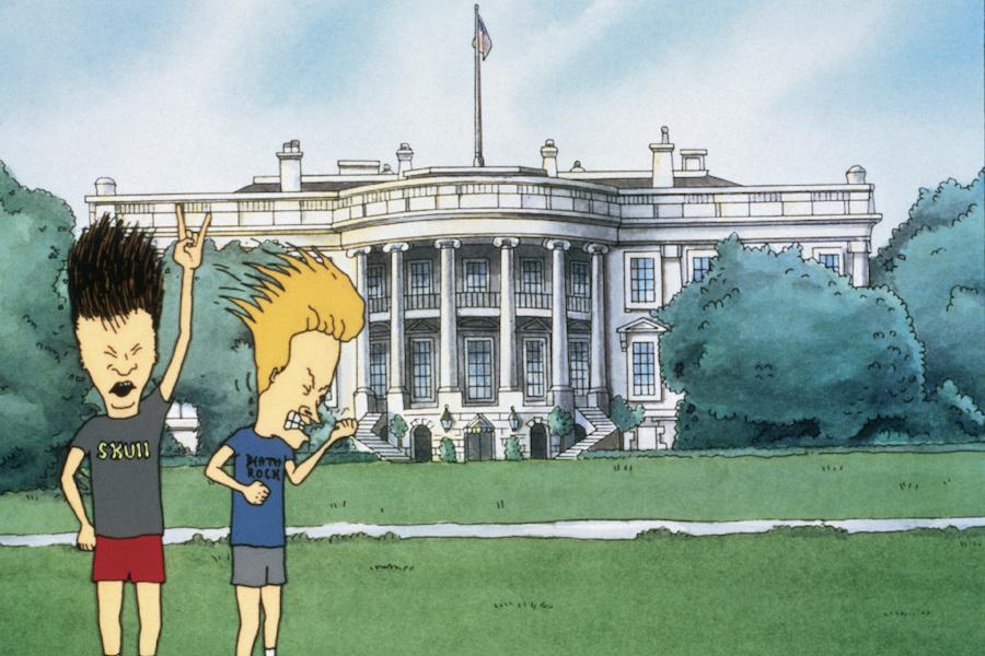 'Beavis and Butt-head Do America' Heading to Blu-ray Dec. 7